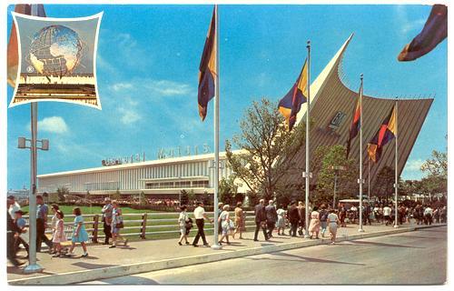 1964 65 New York World S Fair General Motors Futurama