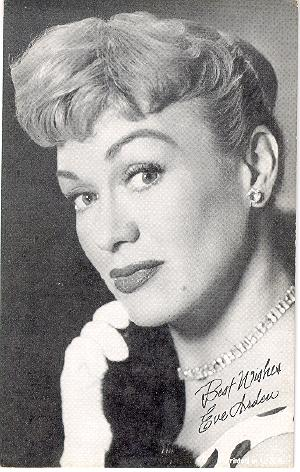 eve arden bewitched