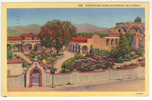 San Juan Capistrano (CA) United States  City new picture : ... United States > California > CALIFORNIA San Juan Capistrano Mission