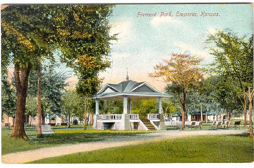 Emporia (KS) United States  City new picture : Home > Postcards > United States > Kansas > KANSAS Emporia Fremont ...