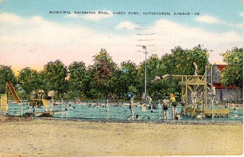 South Hutchinson (KS) United States  city images : Home > Postcards > United States > Kansas > KANSAS Hutchinson Carey ...