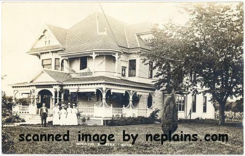 Sabetha (KS) United States  city photos gallery : Home > Postcards > United States > Kansas > KANSAS Sabetha Hospital ...
