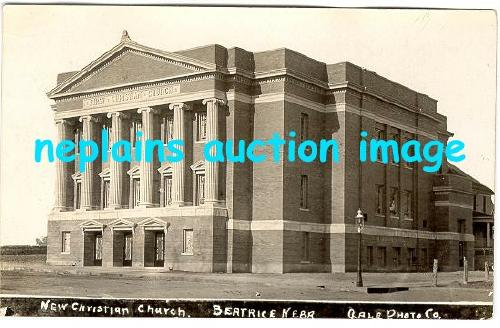Beatrice (NE) United States  city photos : Home > Postcards > United States > Nebraska > NEBRASKA Beatrice New ...