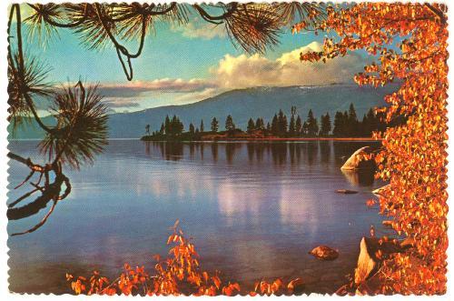 california lake tahoe